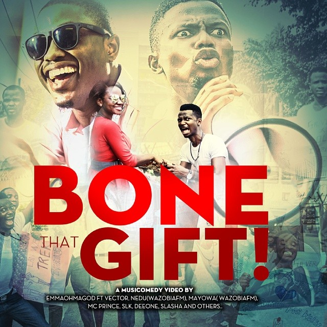 BONE THAT GIFT (OFFICIAL VIDEO) by Emma OhMaGod
