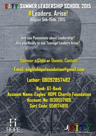 Sponsor OR Donate