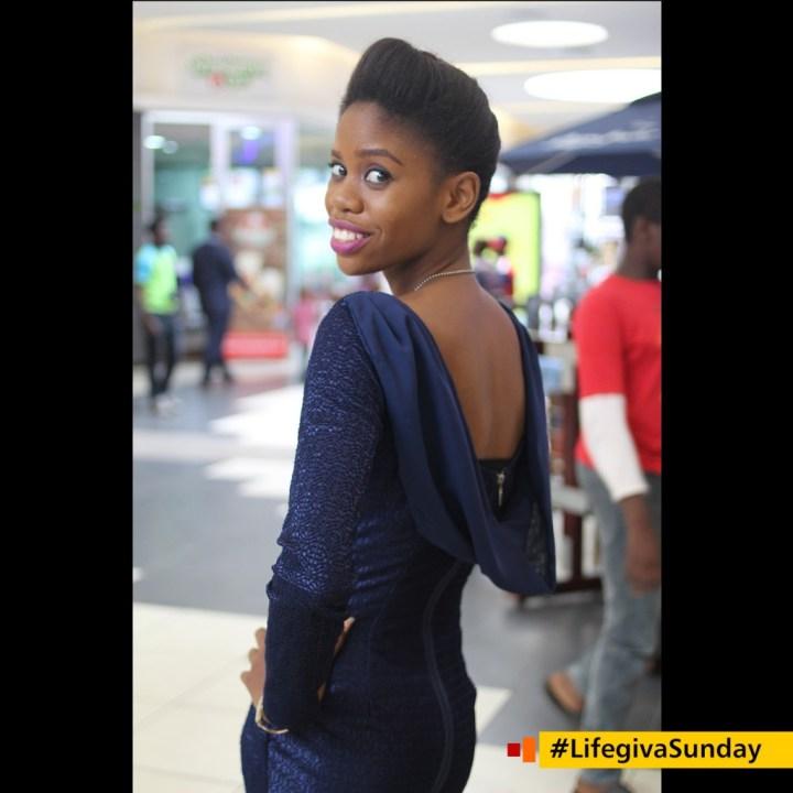 Mercy Ebuetse #LifegivaSunday