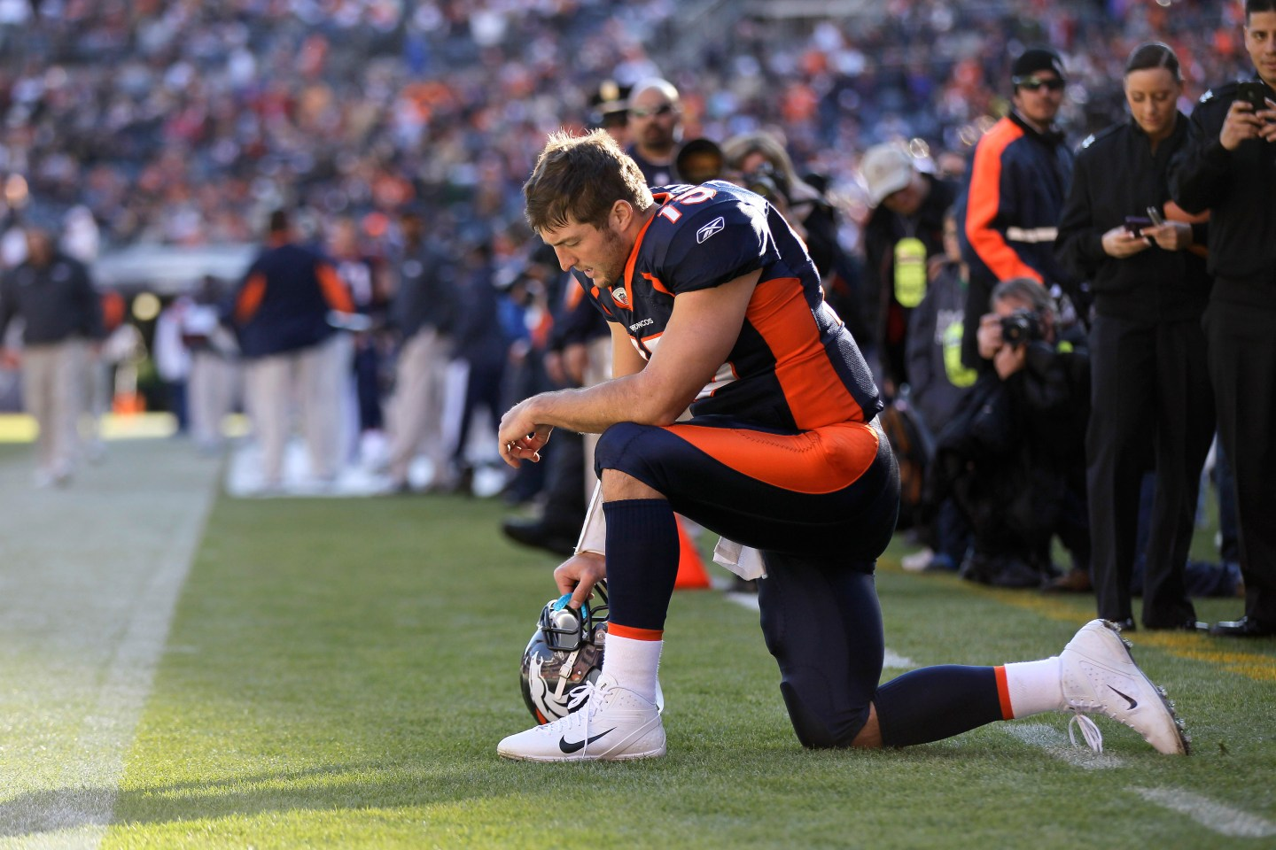Christians In Sports - TIM TEBOW