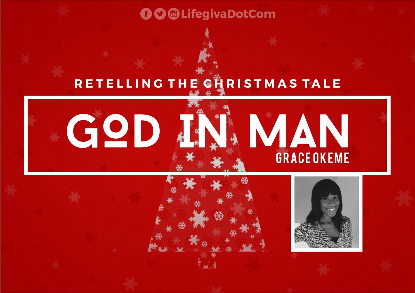 GOD IN MAN - Grace Okeme