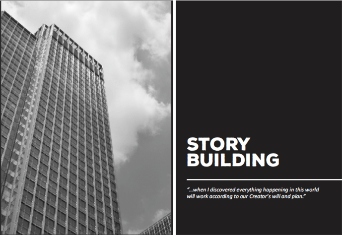 story-building