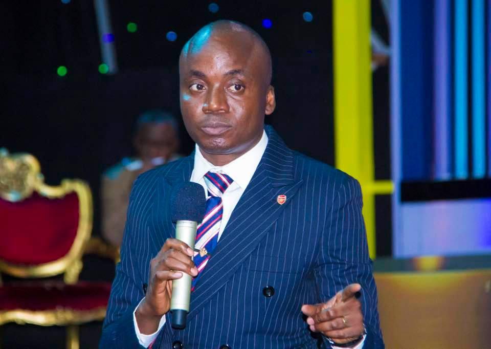 AS TOUCHING PASTORS AND ELECTIONS - Pastor Olusegun Onayinka
