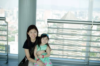 A Day at Petronas Twin Towers