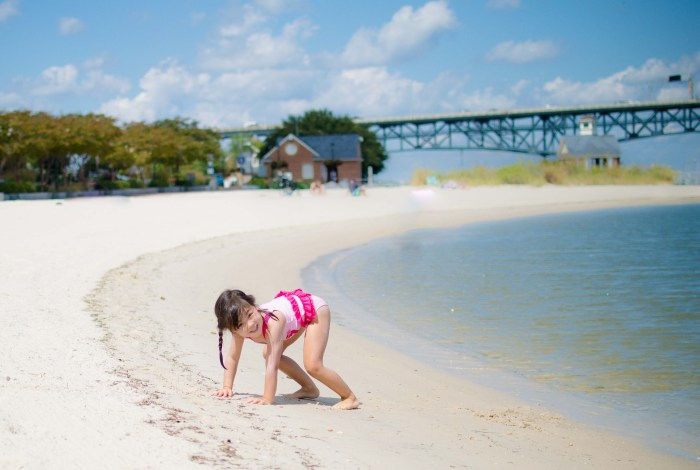 A Day at Yorktown Beach 2.0