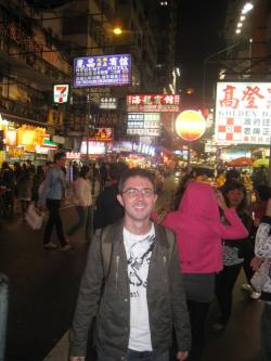 Street of Mongkok