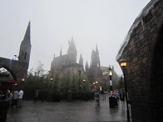 Hogwarts at 7:30am