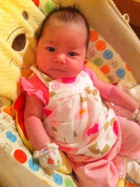 Annakate 1 month