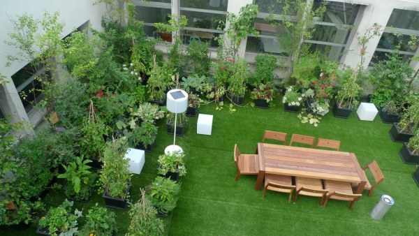 rooftop garden Easy to install rooftop gardens, terrace gardens India by