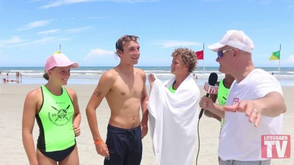 One on One with Lifeguard Competitors Part 1