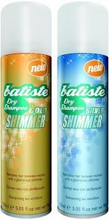Batiste Shimmer Range