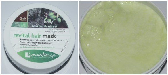 Mastic Spa Revital Hair Mask