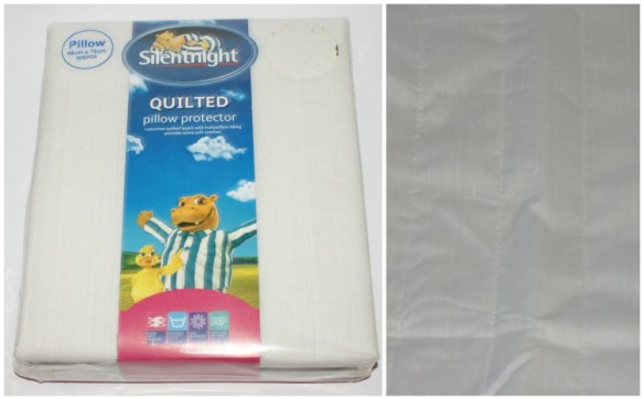 Silentnight Quilted Pillow Protector