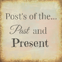 Past and Present Blog Hop
