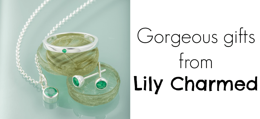Gorgeous gifts from Lily Charmed