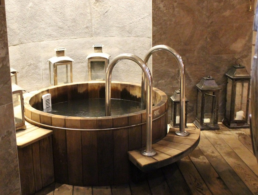 The Three horseshoes country inn and spa Plunge Pool