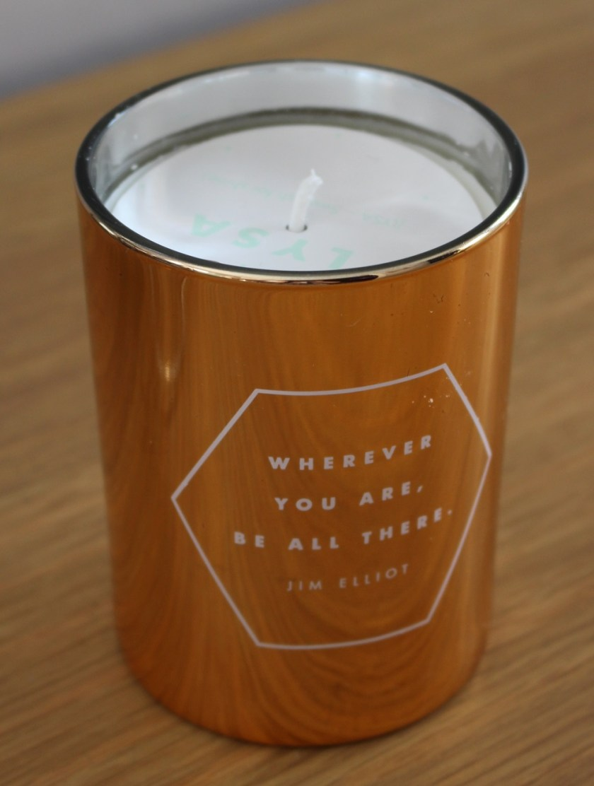 kikki.K Inspiration Scented Candle