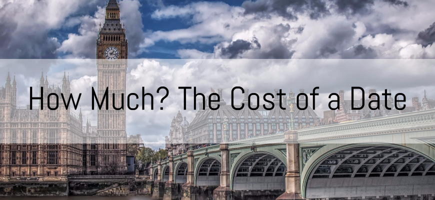 How Much- The Cost of a Date