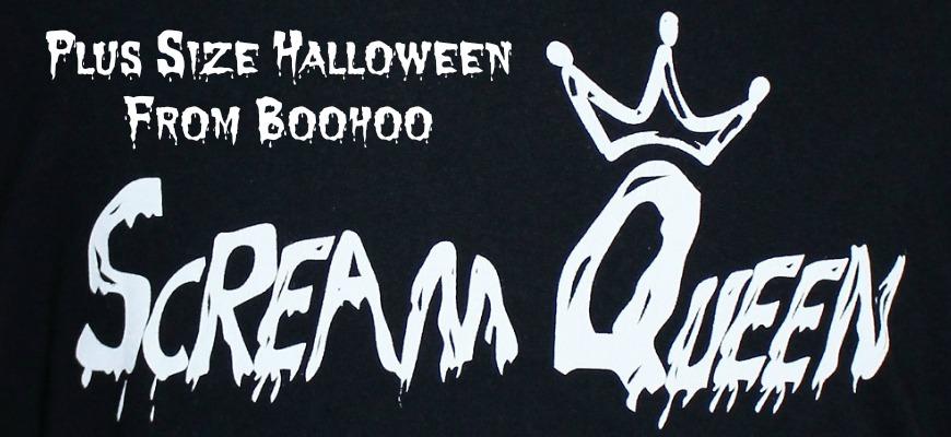 Boohoo Halloween Header