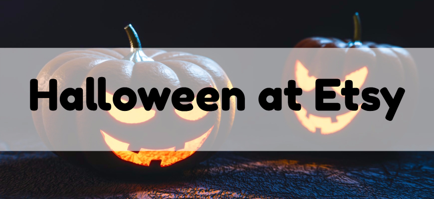 Halloween at Etsy Header