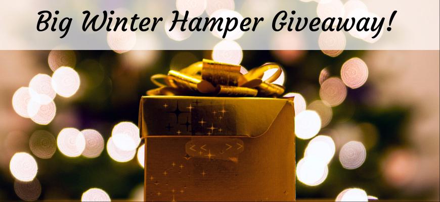 Big Winter Hamper Giveaway