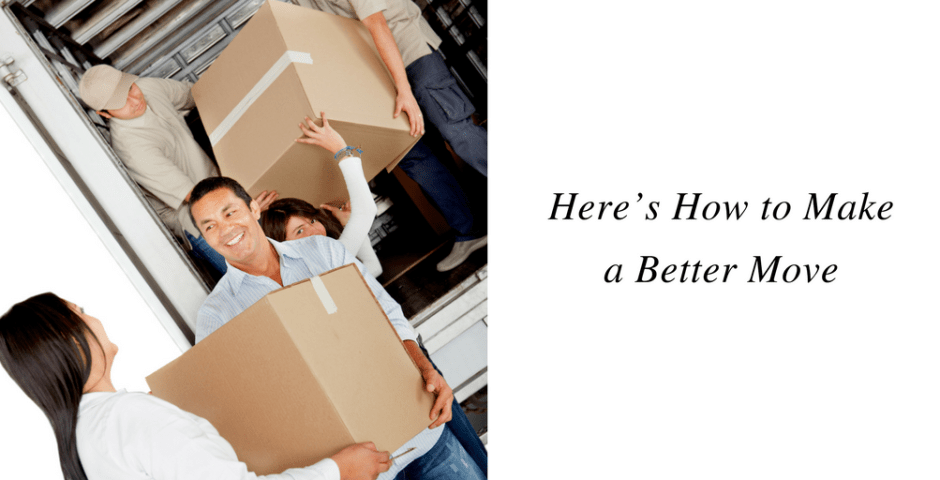Here's How to Make a Better Move