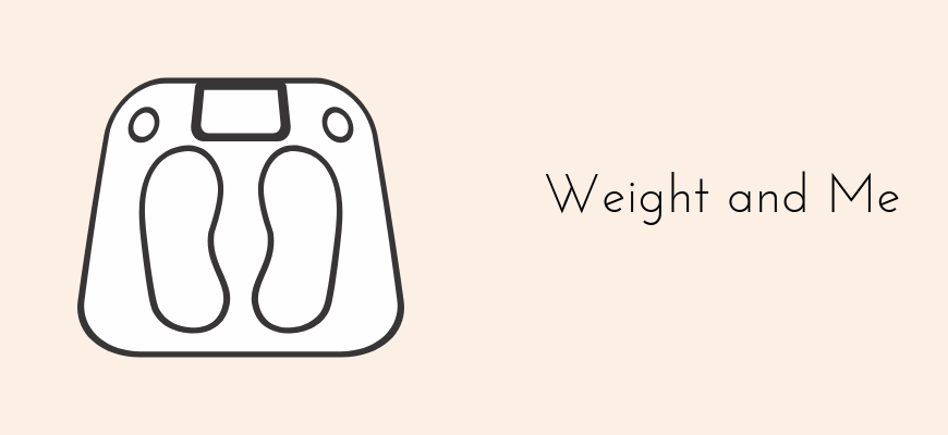 Weight and Me Header
