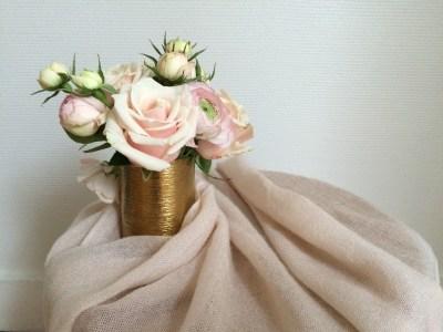 Blush and Bronze
