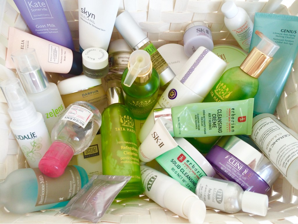 Probably the Longest Blogpost on Cleansers, Ever | Life in a