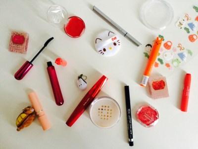 Japan: Drugstore Makeup Haul