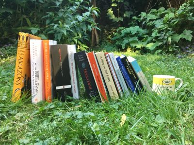 Summer 2017 Reading List: Non-Fiction