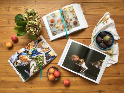 Three New Cookbooks for Autumn