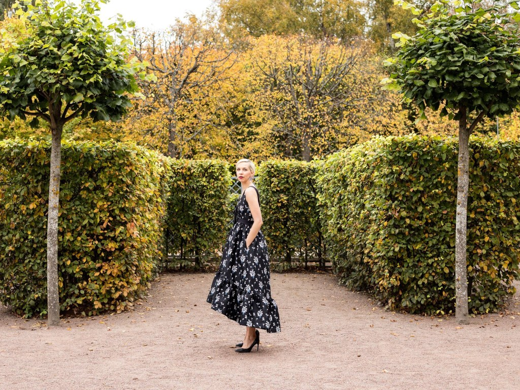 Lady of the Manor: the Erdem x H&M Collaboration