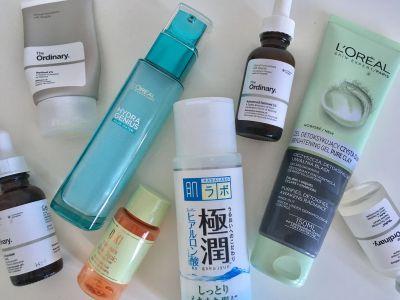 Cheap Face: Skincare