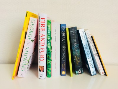 13 Books I Read in January