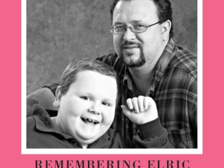 elric childress dipg childhood cancer