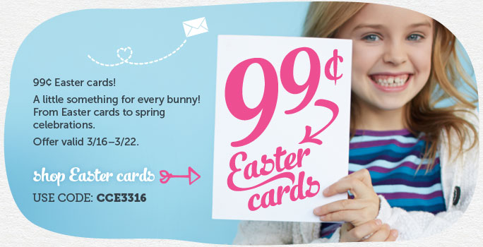 Easter Cards on Sale at Cardstore!