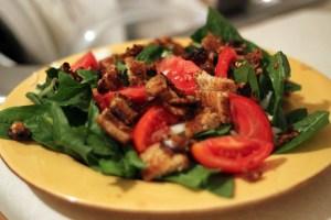 Mom's Recipes – Pennsylvania Dutch Dandelion Salad
