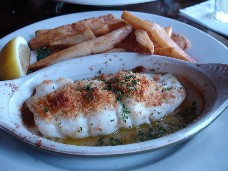 Our New Year's Eve Tradition – Baked Haddock in Butter Sauce