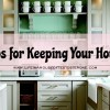 5 Easy Tips for Keeping Your House Clean - Life in a House of Testosterone