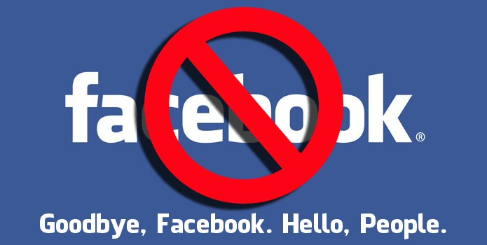 Goodbye, Facebook. Hello, People.