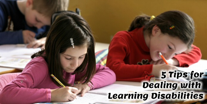 5 Tips for Dealing with Learning Disabilities