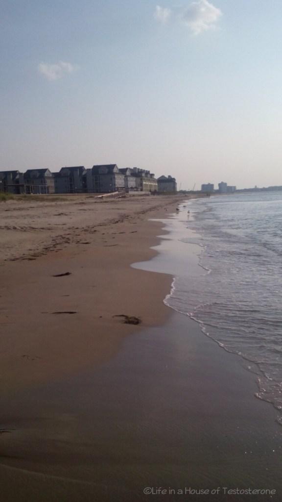 Virginia Beach near Lynnhaven Pier