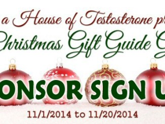 Sponsor Signups for Christmas Gift Guide Giveaway Event at Life in a House of Testosterone