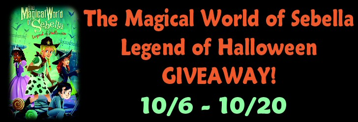 The Magical World of Sebella: Legend of Halloween Giveaway