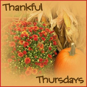 Thankful Thursdays: Week 1 – My Children