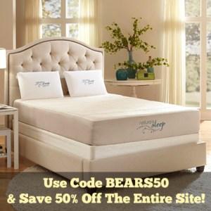 Nature's Sleep Holiday Sale