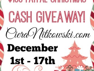 $100 PayPal Christmas Cash Giveaway