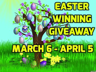 Easter Winning Giveaway Event