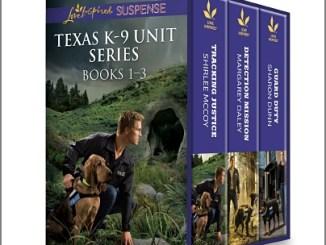 Texas K9 Series Box Set 1-3